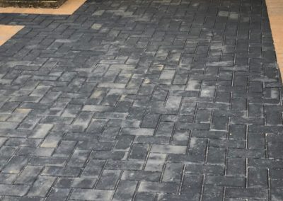 Halifax block paving