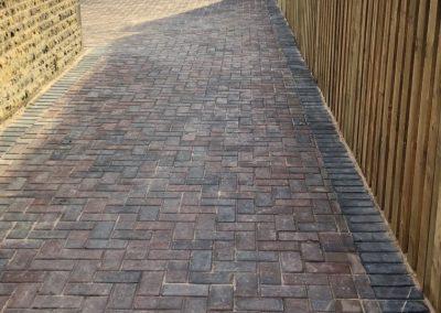 West yorkshire Block Paving