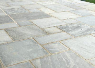 halifax indian stone deck