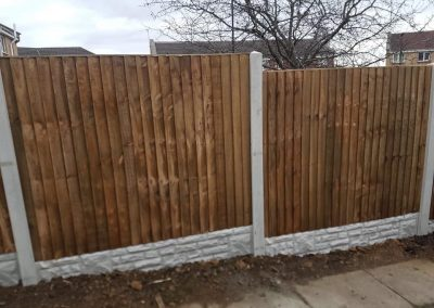 Fencing done by Halifax Block Paving_1
