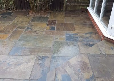 Patio done by Halifax Block Paving10
