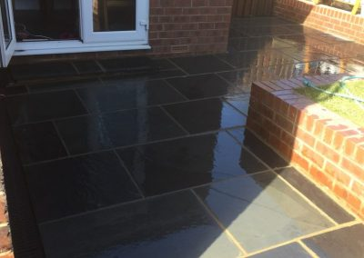 Patio done by Halifax Block Paving3