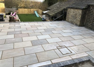 Patio done by Halifax Block Paving6