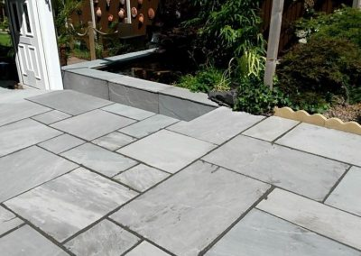 Patio done by Halifax Block Paving8