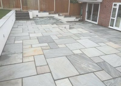 Patio done by Halifax Block Paving9